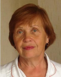 Егорова Т.Л. - врач ЛФК
