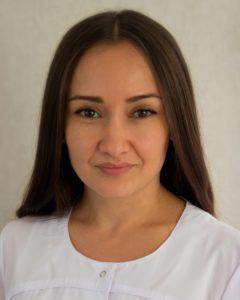 Миннуллина А.Р. - врач-невролог