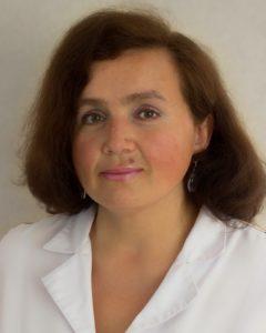 Нугаева А.Р. - врач-стоматолог высшей квалификационной категории
